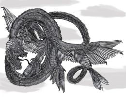 Quetzalcoatl The Full Story by Bysthedragon