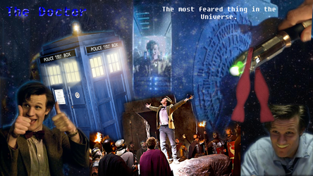 The Doctor, 11 by Kittykarryall90