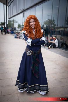 Merida cosplay by mio-mio