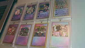 The Untitled Story TCG Complete Set (8 cards) by BOSS-ARTWORK