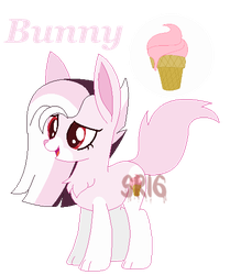 Bunny by SuperRosey16