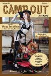 Maud Camp Out Magazine Cover by recipeforhaight