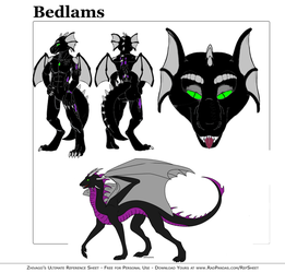 Ref. Sheet by Bedlams