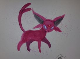 Espeon by RCAmbriz