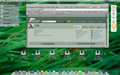 Desktop 2008.10.30 by Csige