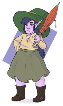 Taako by Pr1ncely