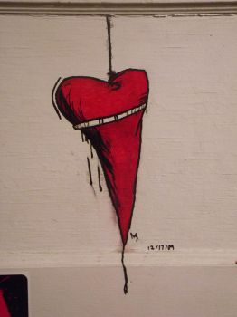 The Used 'Heart' Logo. by TheZoMbieMoshPiT