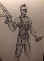 vaas montenegro by Sipr0na