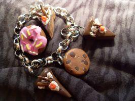 braclet with sweets by Darkshirley