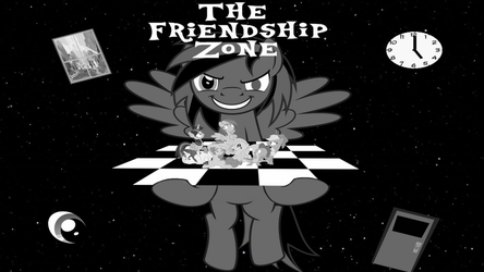 The Friendship Zone Commercial Piece. by BlueRav3Pony