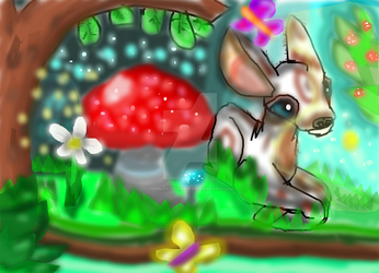 The Forest Of Fantasy by Noblekitten336