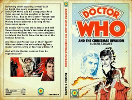 Dr Who Target cover DTCI by Ant1975uk