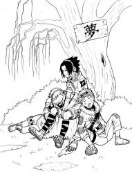Team 7 lineart by Tobitkiwi
