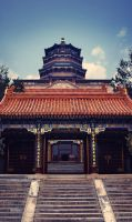 The Summer Palace by DavidNowak