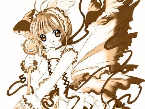 Card Captor Sakura.. by Alexandra22