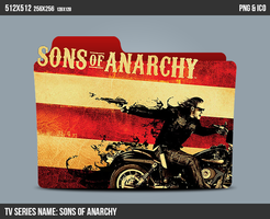 Sons of Anarchy Folder ICON by kasbandi