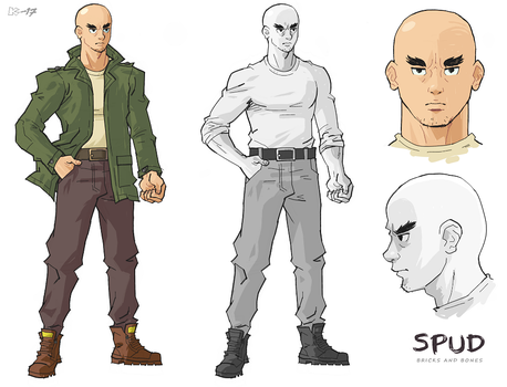 Spud Redesign by art-kit