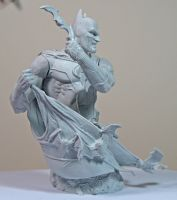 Heroes of the DCU: Batman 2 unpainted3 by BLACKPLAGUE1348
