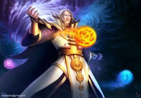 Invoker by ArtDeepMind