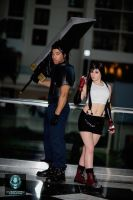 Zack and Tifa + Updates! by itsthekitsunekid