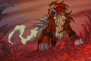 PAPA ENTEI by JWiesner