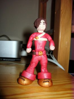 Fall Out boy Pete figurine 2 by Emmuska
