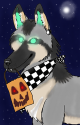 Trick or Treat: Paris by Winter-Alpha-Wolf