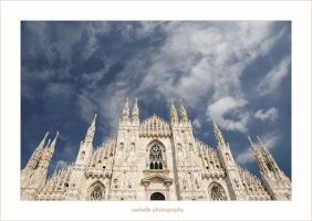 Il Duomo - Milan by uaebelle