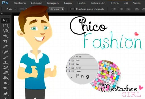 Chico Fashion by MostachooGirl