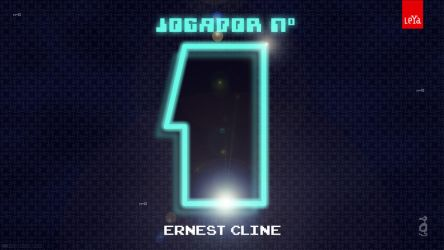 Ernest Cline - Jogador Numero 1 - Ready Player One by RamaelK