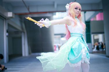 Sheryl Nome (NewType Cover Version) by AdelleAixe