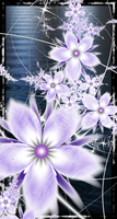November Flowers by caffe1neadd1ct