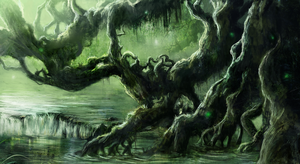 The Swamp by Casselloma