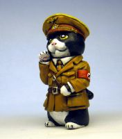 Dictator Kitty Tux version by Switchum