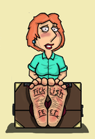Lois Griffin by Red2870