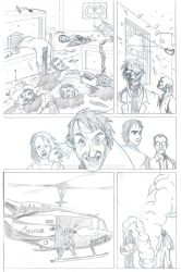 Page 2 (Pencils) by YoteMan