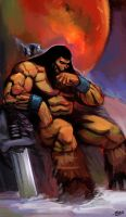 Bisley tribute by Brolo