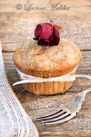 Apple Cinnamon Muffin I by Lily-of-the-Vallley