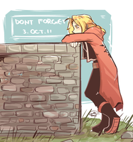Dont forget 3.Oct.11 by NyanWulf02