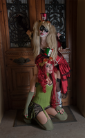 Harley Quinn and Poison Ivy - Batman Villians SP by shamblesofhearts