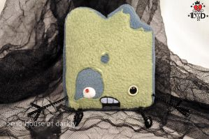 Undead Bread by brokensymphony