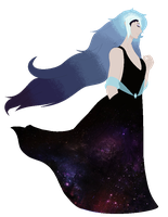 [C] Nebula's New Dress (2/2) by LittleSenpaiBabe