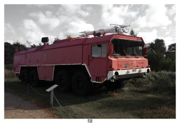 Airport Crash Tender by PsykoHilly