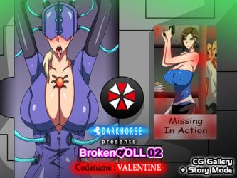 Broken Doll 02 - Codename VALENTINE by Codename-FANG