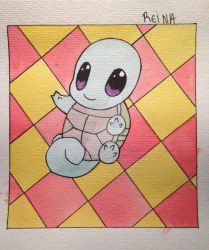 Squirtle by zelda806