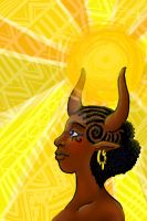 Hathor 01 by Tika-estudio