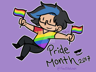 Pride Month 2017 by Eternalshadow64