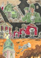 WWII, Part 1: 1937-39 by Snipetracker