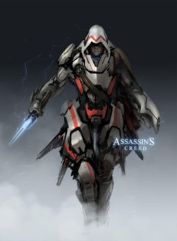 Assassin's Creed : Future Warfare by ProgV