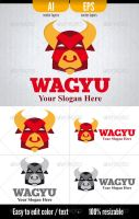 Wagyu - Logo Template by doghead